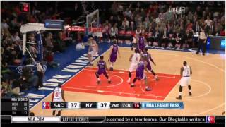 Jimmer career-high 24 points at MSG | 2/12/14
