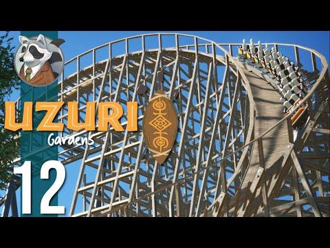 🌴silverback-|-uzuri-gardens-|-let's-play-planet-coaster-#12
