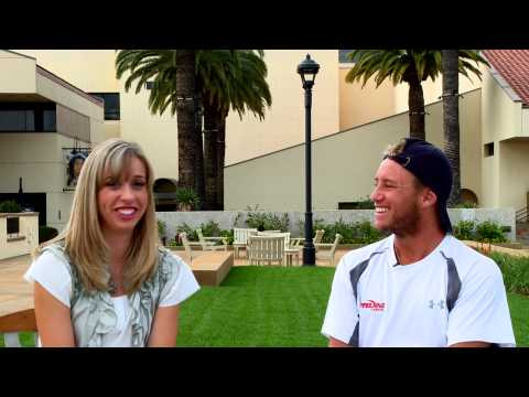 Danny Moss Interview from Pepperdine Pipeline Episode 3 on FOX College Sports.