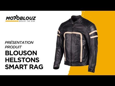 Helstons JacketVideo de Smart Motoblouz de presentación YEWHDI29