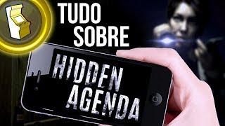 HIDDEN AGENDA - TUDO sobre o Jogo! | PS4 - Playlink