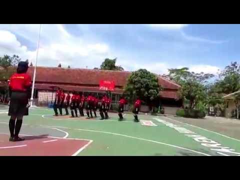 PBB Musik Paskibra SMAN 13 Kota Semarang (Demo Ekstra MPLS) 2017