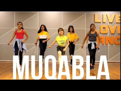 MUQABLA RITU/ KIDS MUQABLA DANCE/ HIPHOP/ BOLLYWOOD/ RITU'S DANCE STUDIO