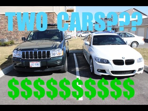 What It's Like Owning 2 Cars!