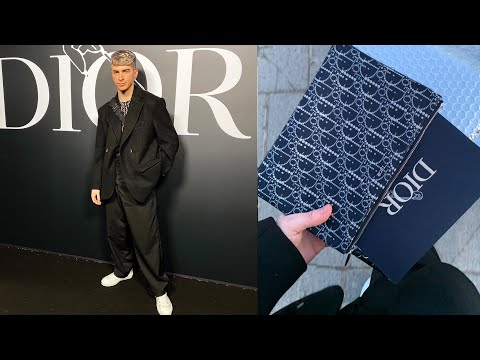 paris fashion week with dior and vetements