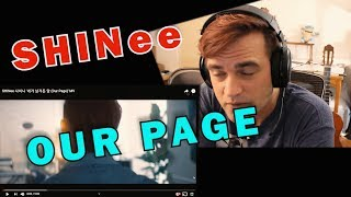 Guitarist Reaction to SHINee - Our Page // MV // Reacting to KPOP M...