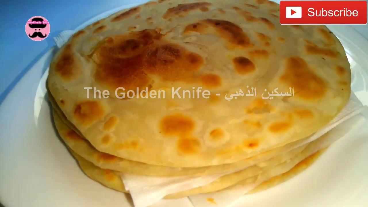 طريقة عمل خبز شباتي سهل How To Make The Chapati Youtube