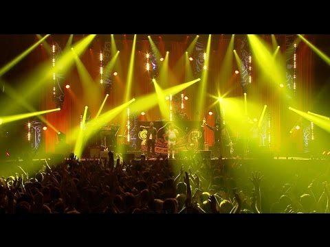 Fat Freddy's Drop Encore Live at Alexandra Palace, London 2014