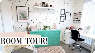 ROOM TOUR 2019! Studio Tour!