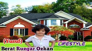 Berat Ruzgar Ozkan Emanet (Yusuf) Biography Lifestyle Age Family Net worth Hobbies Income  2021