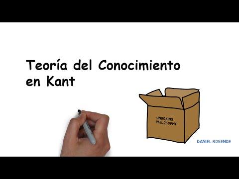 La Teoría del Conocimiento en Kant