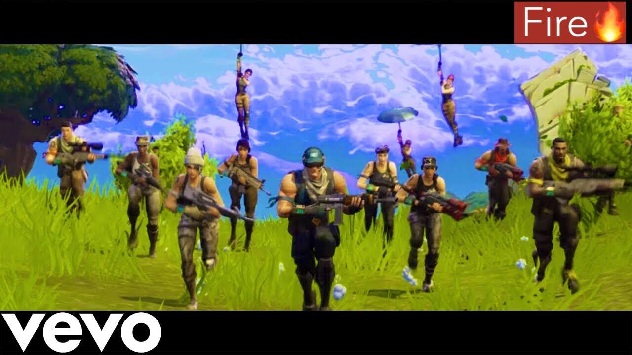 Fortnite Rap 👑🔥 - YouTube