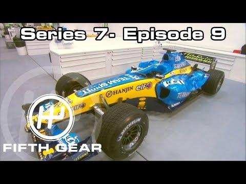 Fifth Gear: Series 7 Episode 9