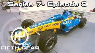 Fifth Gear Series 7 Episode 9 смотреть