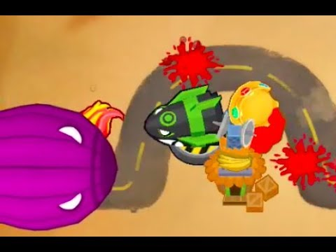 BTD 6   EASIEST Advanced Daily Challenge!