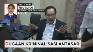 Tanggapi Antasari, Roy Suryo Minta Antasari Fokus di Kasusnya Saja