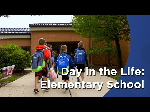 Day in the Life: Elementary School Student