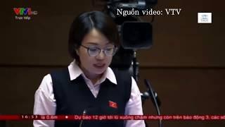 Bk-Sống Tử Tế 07: ĐBQH Phạm Thị Minh Hiền với phát biểu tại Quốc Hội về...KHỦNG HOẢNG NIỀM TIN