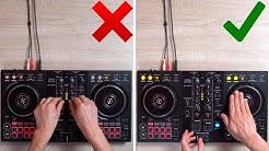 AMATEUR VS PRO DJ