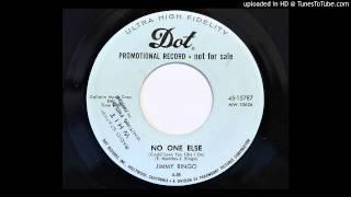 Jimmy Ringo - No One Else (Could Love You Like I Do) (Dot 15787) [1958 hillbilly]