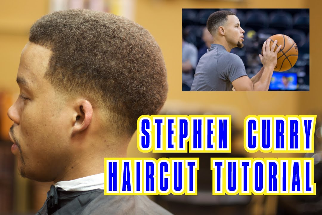 Steph Curry Fade How To Haircut Tutorial Drop Fade
