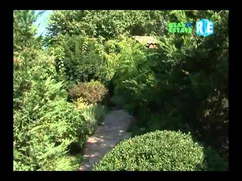 Видеозапись Оформление небольшого дачного участка