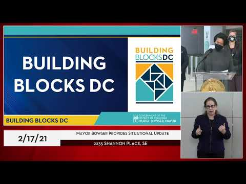 Mayor Bowser Provides Situational Update | 202DC