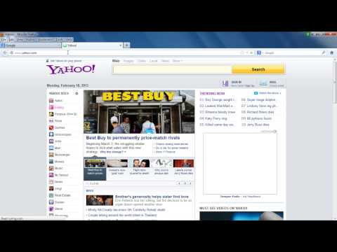 How To Add Tab In Firefox