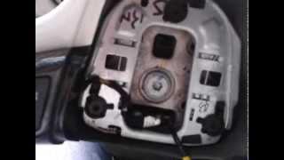 Как снять руль с Chevrolet Cruze (Шевроле Круз)(Автор не я нашел на mail.ru!!! Долго искал, думаю здесь больше пользы принесет..., 2012-11-24T13:06:59.000Z)