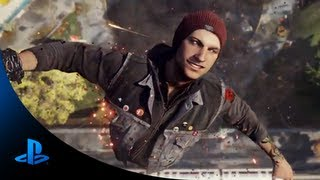 видео inFamous: Second Son