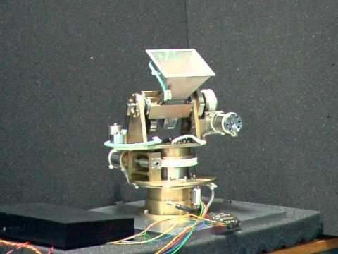 Antenna Pointing Mechanism SSTL