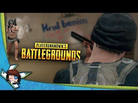 Je n'ai pas de titre : PlayerUnknown's Battlegrounds