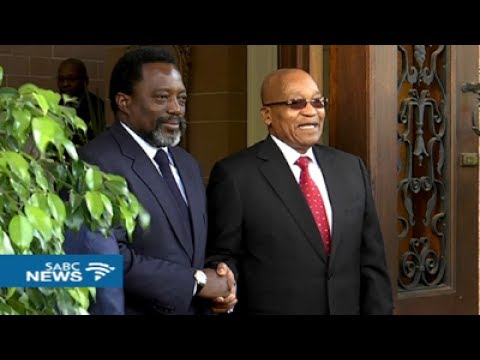 SA hosts bilateral talks with DRC
