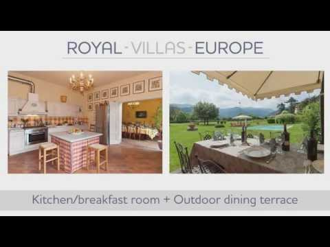 Luxurious Fully Staffed Vacation Homes in Europe - Italy