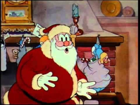 Silly Symphony THE NIGHT BEFORE CHRISTMAS - YouTube