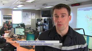 Yvelines : Eléanor touche le département