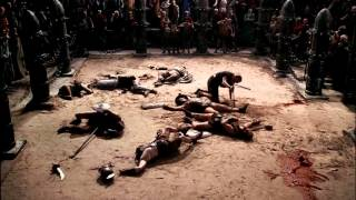 HBO's Rome - Gladiator Battle