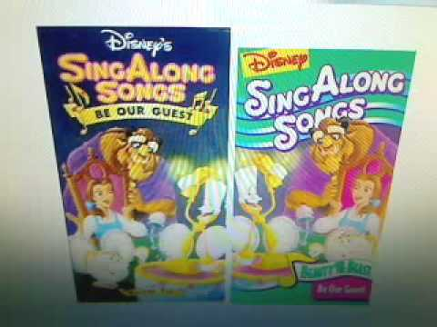 disney sing along songs be our guest youtube. Black Bedroom Furniture Sets. Home Design Ideas