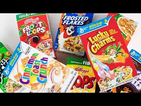 COOL DIY CRAFT WITH CEREAL BOX  HOW TO RECYCLE CEREAL BOX UPCYCLE CEREAL BOX