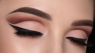 Warm Cut Crease Makeup Tutorial | ABH Modern Renaissance