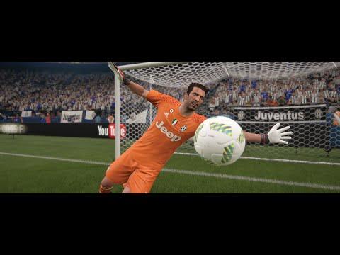 FIFA 17 | Gianluigi Buffon Cinematic Montage