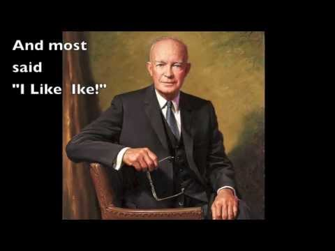 Electric Needle Room - Dwight D. Eisenhower (Music Video)