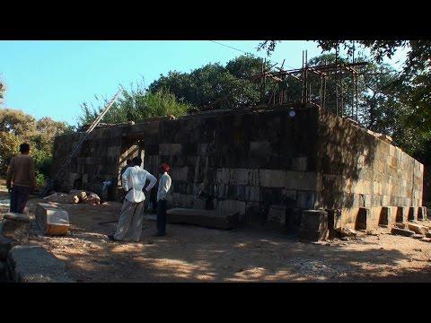 A monument inside Pavagadh