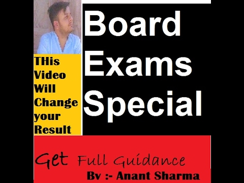 Board Exam Special. Full Day Routine Guidance.Get 100℅ Free Guidance