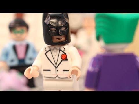Lego Batman- The Wedding