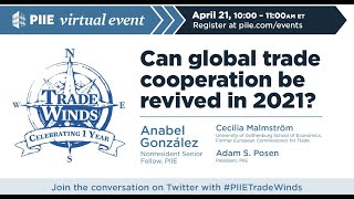 Can global trade cooperation be revived in 2021?