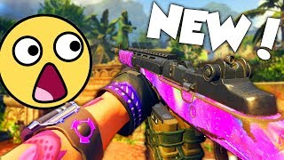 the NEW BLACK OPS 3 DLC WEAPON GOD GUN...😱 - BO3 DLC WEAPONS