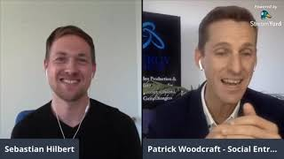 How to shoot better videos in a purpose driven business - Expert talk with Patrick Woodcraft