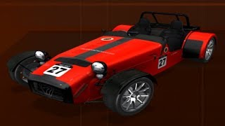 Race: The WTCC Game - Caterham CSR 260
