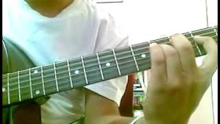 learn AADAT on guitar PART 2 POWER CHORDS